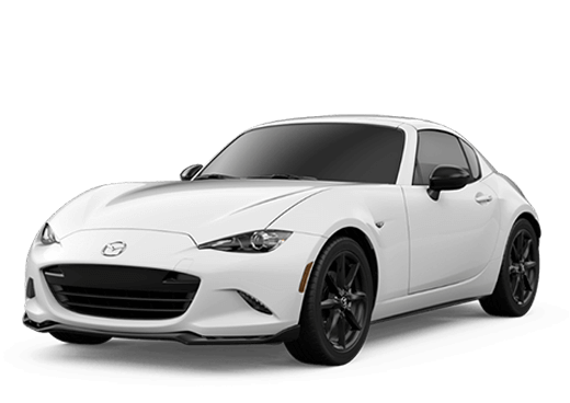 Mazda MX-5 Miata RF Club w/ 6-Speed Manual