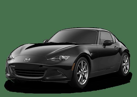Mazda MX-5 Miata RF Grand Touring w/ 6-Speed Automatic