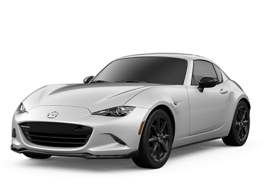 Mazda MX-5 Miata RF Club w/ 6-Speed Sport Automatic