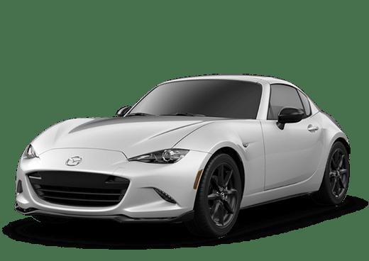 Mazda MX-5 Miata RF Club w/ 6-Speed Sport Automatic