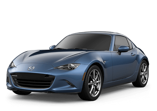 Mazda MX-5 Miata RF Grand Touring w/ 6-Speed Manual
