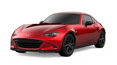 New Mazda MX-5 Miata RF at Corona