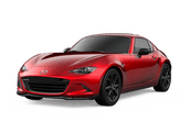 New Mazda MX-5 Miata RF at Midland