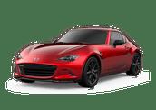New Mazda MX-5 Miata RF at Midland