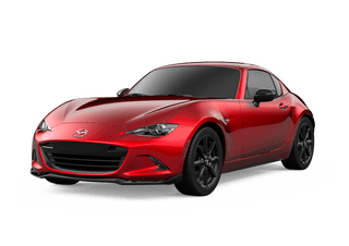 New Mazda MX-5 Miata RF at Longview