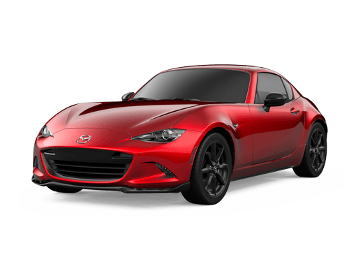 New Mazda MX-5 Miata RF near Irvine