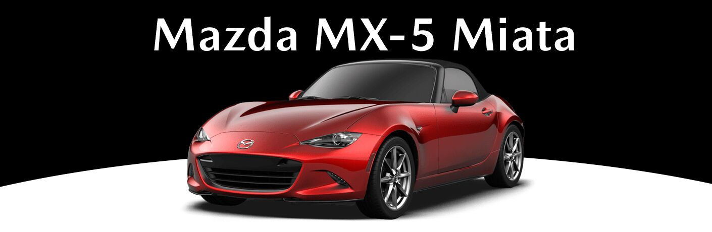 New Mazda MX-5 Miata Longview, TX