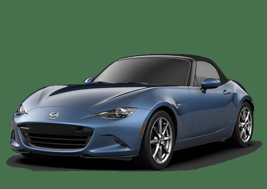 Mazda MX-5 Miata Grand Touring w/ 6-Speed Sport Automatic