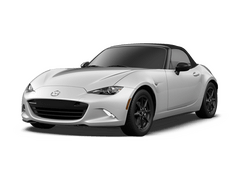 New Mazda MX-5 Miata at Las Vegas