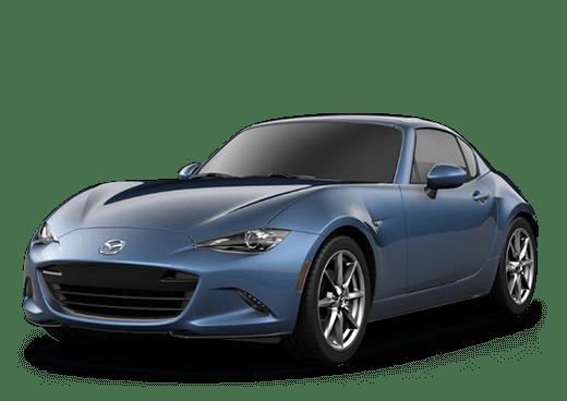 Mazda Miata RF Grand Touring w/ 6-Speed Manual