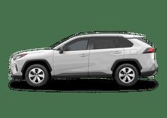 New Toyota RAV4 at Decatur