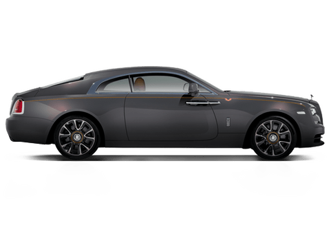 New Rolls-Royce Wraith in Raleigh