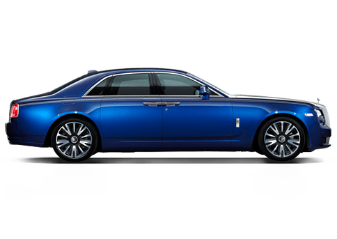 New Rolls-Royce Ghost in Raleigh