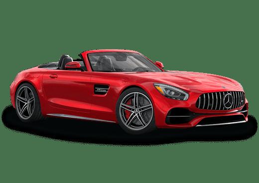 2019 AMG GT AMG GT C Roadster