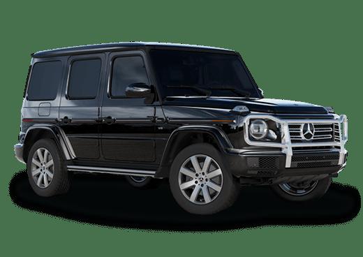 2019 G-Class G 550 SUV