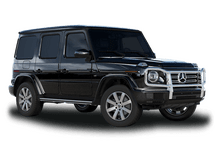 New Mercedes-Benz G-Class at Salem