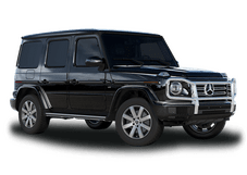 New Mercedes-Benz G-Class at San Juan