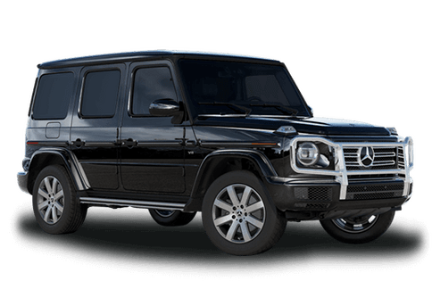 New Mercedes-Benz G-Class in Portland