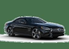 New Mercedes-Benz SL-Class at Houston