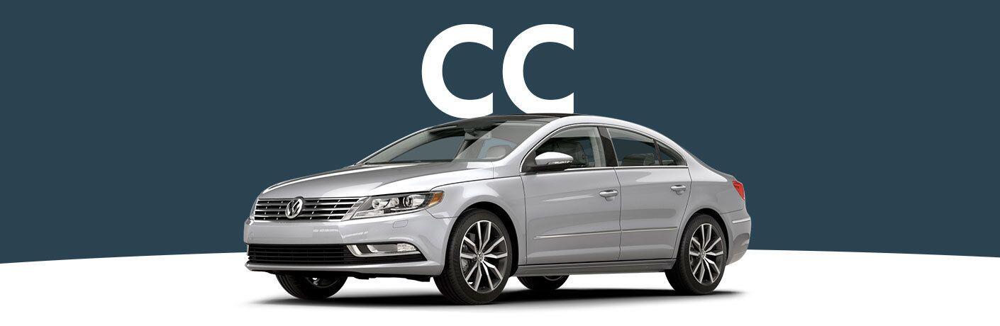New Volkswagen CC Everett, WA