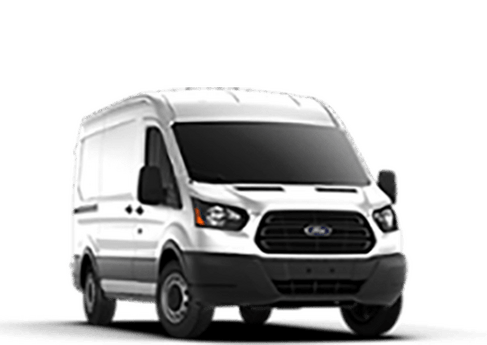 New Ford Transit Van in Rio Grande City