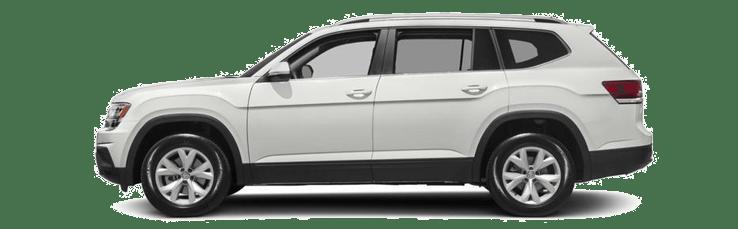 New Volkswagen Atlas in Kingston