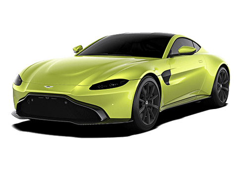 New Aston Martin Vantage in Dallas