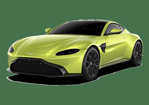 New Aston Martin Vantage in Dallas