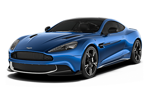 New Aston Martin Vanquish in Dallas