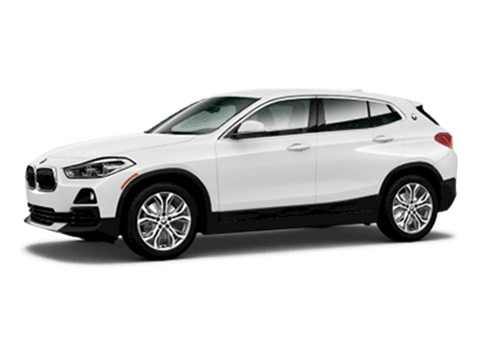 New BMW X2 in