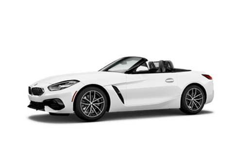 New BMW Z4 in Miami