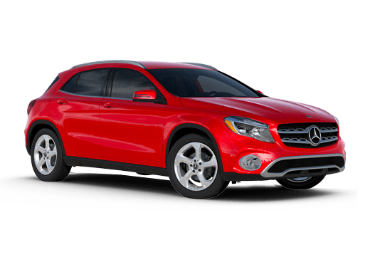 New Mercedes-Benz GLA near Scottsdale