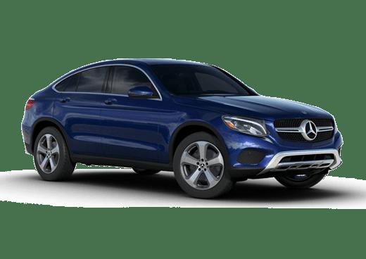 New Mercedes-Benz GLC near Scottsdale