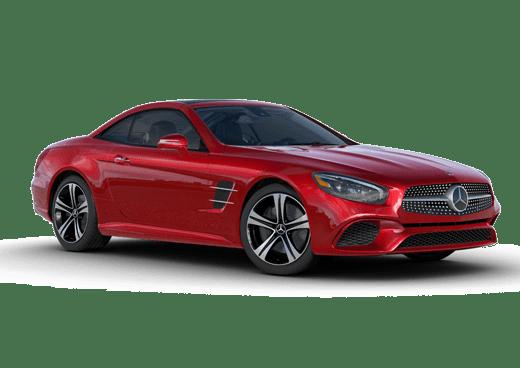 New Mercedes-Benz SL near Scottsdale