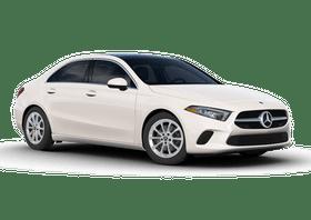 New Mercedes-Benz A-Class at Marion