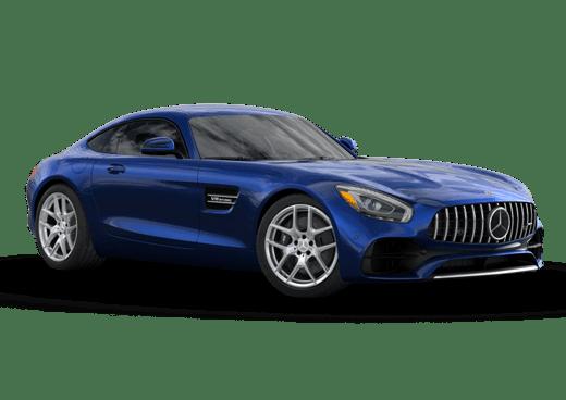 New Mercedes-Benz GT near Scottsdale