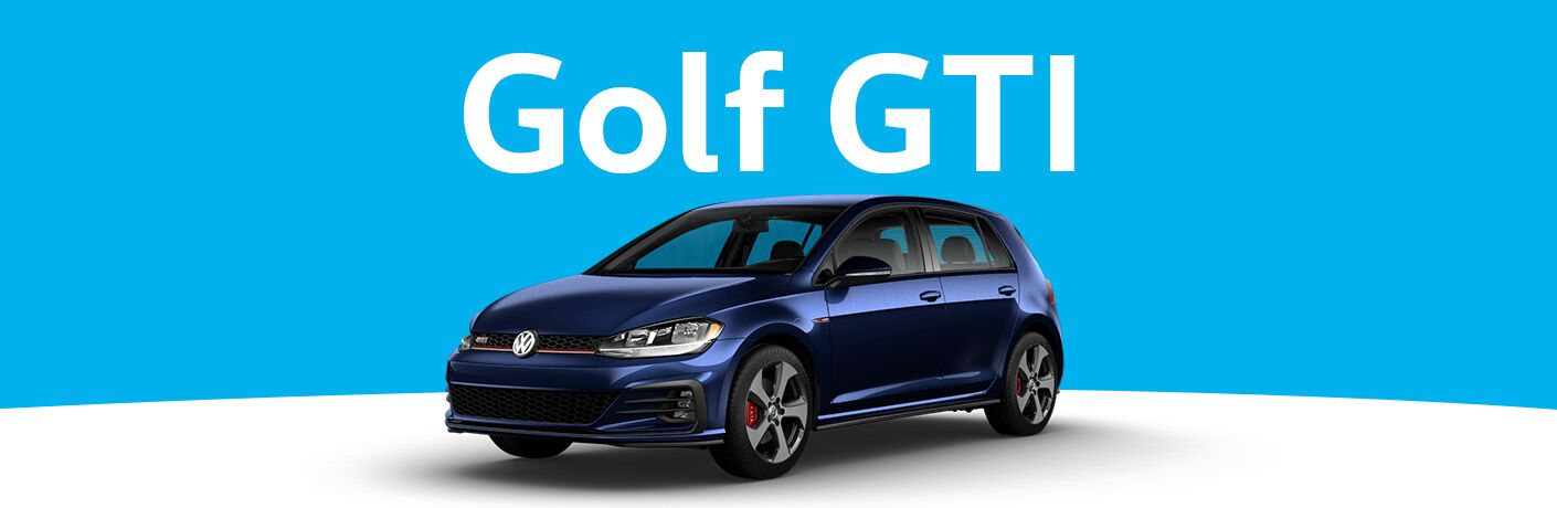New Volkswagen Golf GTI Pompton Plains, NJ