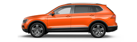 New Volkswagen Tiguan in Longview