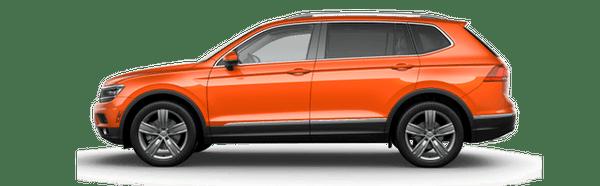New Volkswagen Tiguan in Fremont