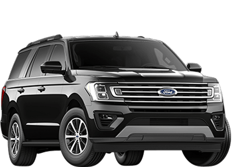 New Ford Expedition in