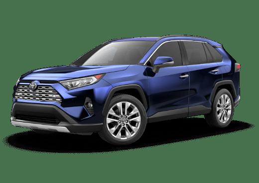 2019 RAV4 Limited AWD