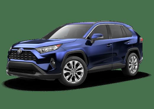 2019 RAV4 XLE FWD