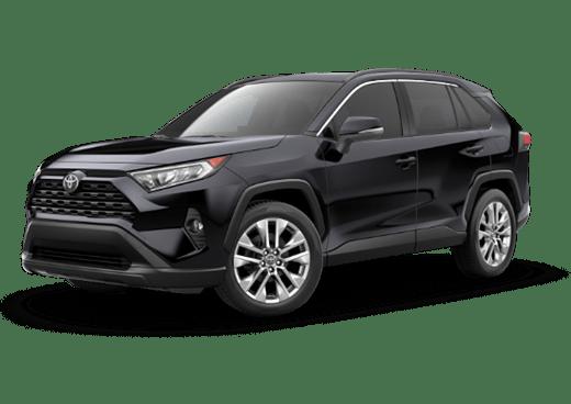 2019 RAV4 XLE Premium FWD