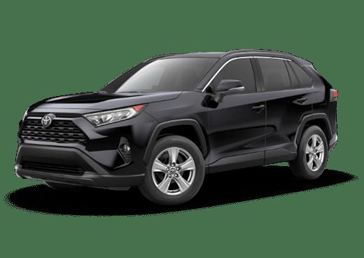 2019 RAV4 XLE AWD