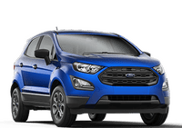 New Ford EcoSport at Kalamazoo