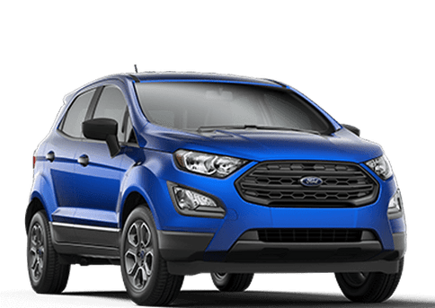 New Ford EcoSport in Milwaukee and Slinger