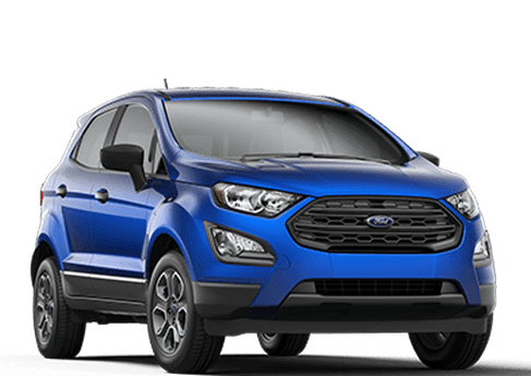 New Ford EcoSport in Weslaco