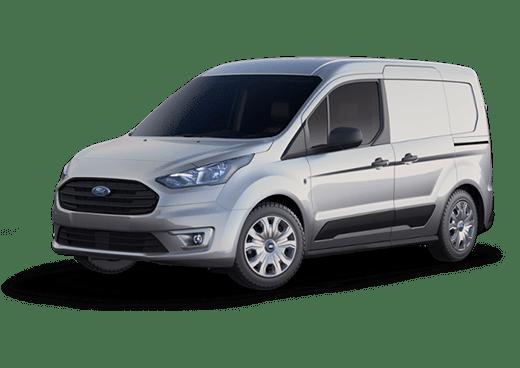 Transit Connect Van XLT Extended Cargo Van Dual Sliding Doors w/ Rear Liftgate