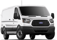 New Ford Transit at Kalamazoo