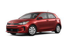New Kia Rio 5-door at Kalamazoo